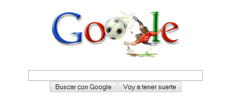 Google Eurocopa 2008