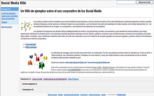 wiki-social-media